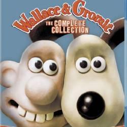 Уоллес и Громит: Полная коллекция - (Wallace & Gromit: The Complete Collection)