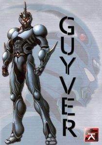 Гайвер (OVA) - (Bio-Booster Armor Guyver)