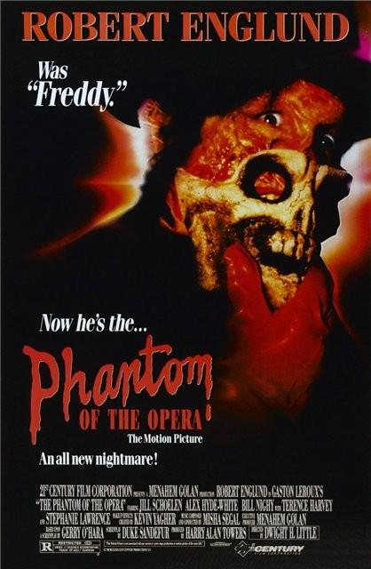 Призрак оперы - (The Phantom of the Opera)