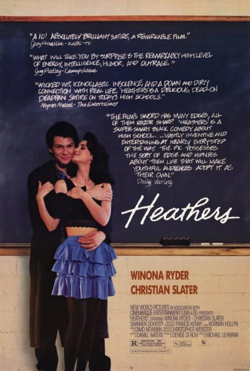 Смертельное влечение - (Heathers)