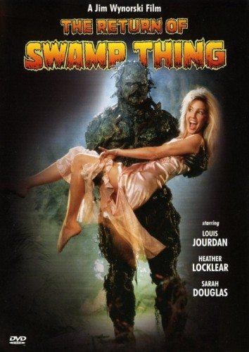 Возвращение болотной твари - (The Return of the Swamp Thing)