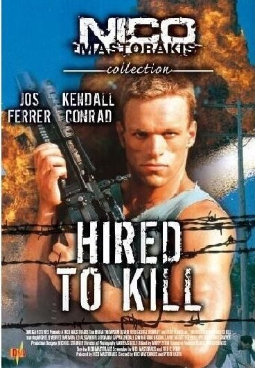 Нанятые для убийства - (Hired to Kill)