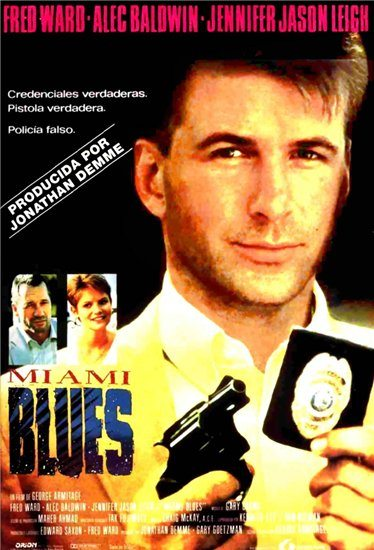Майами Блюз - (Miami Blues)
