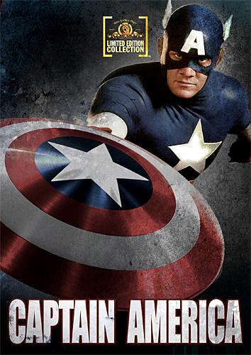 ������� ������� - (Captain America)