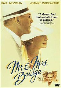 Мистер и миссис Бридж - (Mr. & Mrs. Bridge)