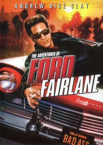 ����������� ����� ��������� - (The Adventures of Ford Fairlane)