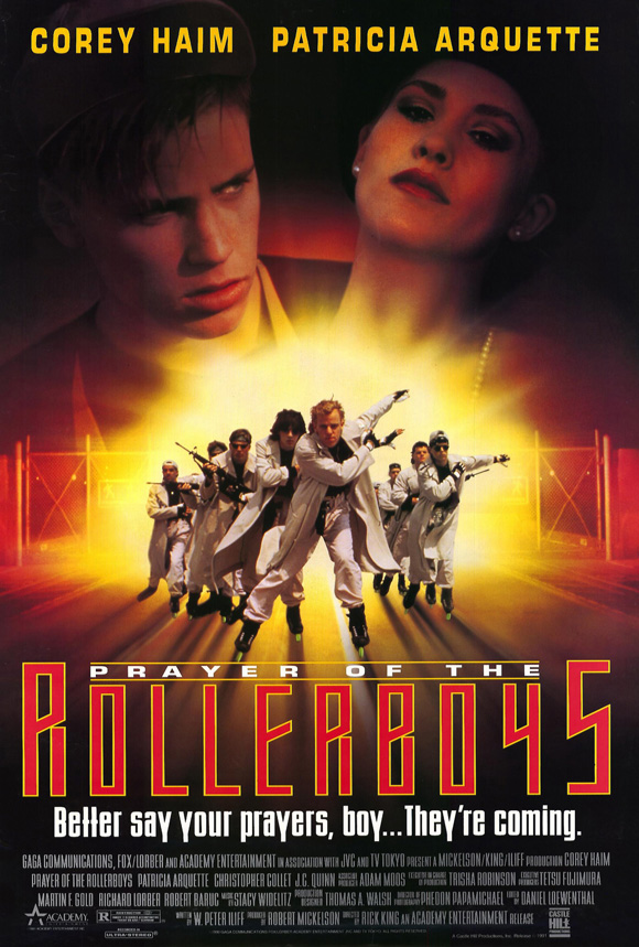 Молитва роллеров - (Prayer of the Rollerboys)