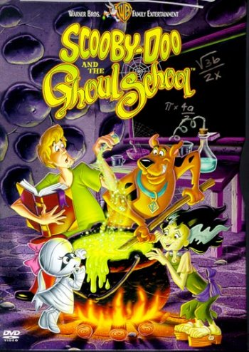 Скуби-Ду и Школа Вампиров - (Scooby-Doo and the Ghoul School)
