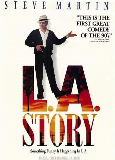 Лос-Анджелесская история - (L.A. Story)