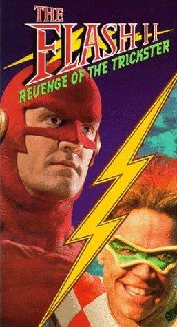 Человек-молния 2: Месть надувателя - (The Flash 2: Revenge of The Trickster)