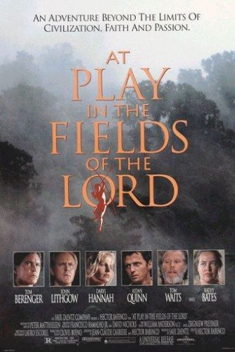 Игры в полях Господних - (At Play In The Fields Of The Lord)