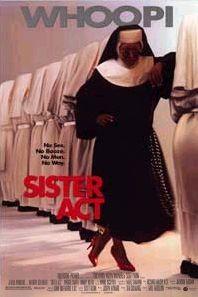 Сестричка, действуй 1, 2 - (Sister Act 1, 2)