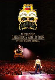 Michael Jackson:  Live At Bucharest - The Dangerous tour