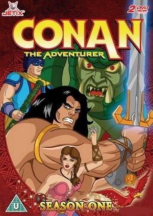 Конан - искатель приключений - (Conan The Adventurer)