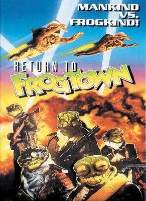 Лягушачий город 2 - (Frogtown II)