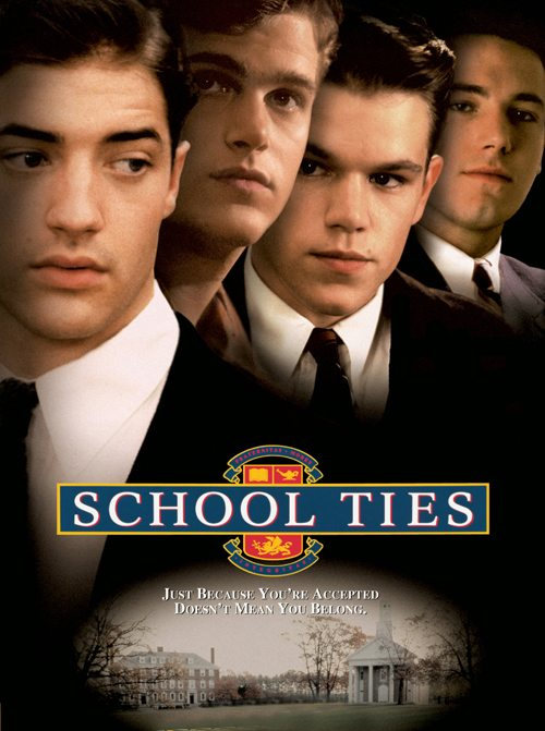 Школьные узы - (School Ties)