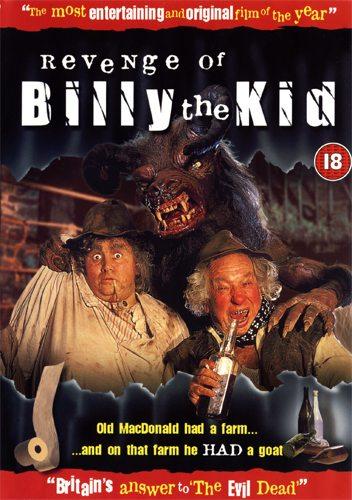 Месть малыша Билли - (Revenge of Billy the Kid)