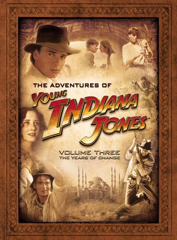 ����������� �������� ������� ������ - (The Young Indiana Jones Chronicles)