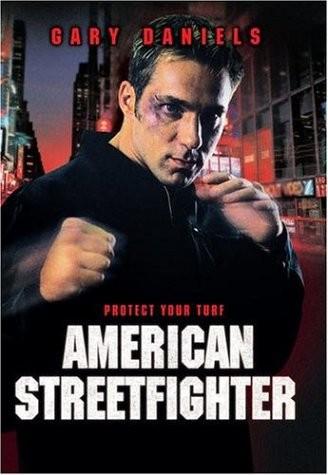 Американский боец - (American Streetfighter)
