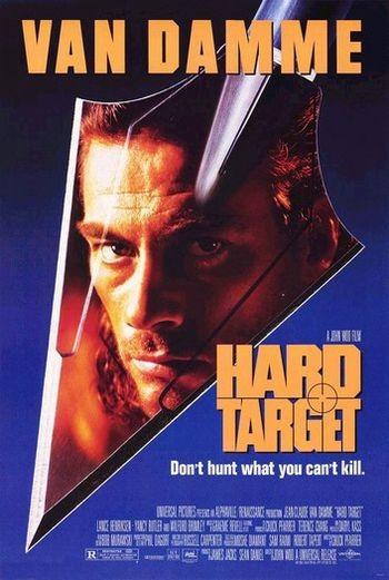 Трудная мишень - (Hard Target)