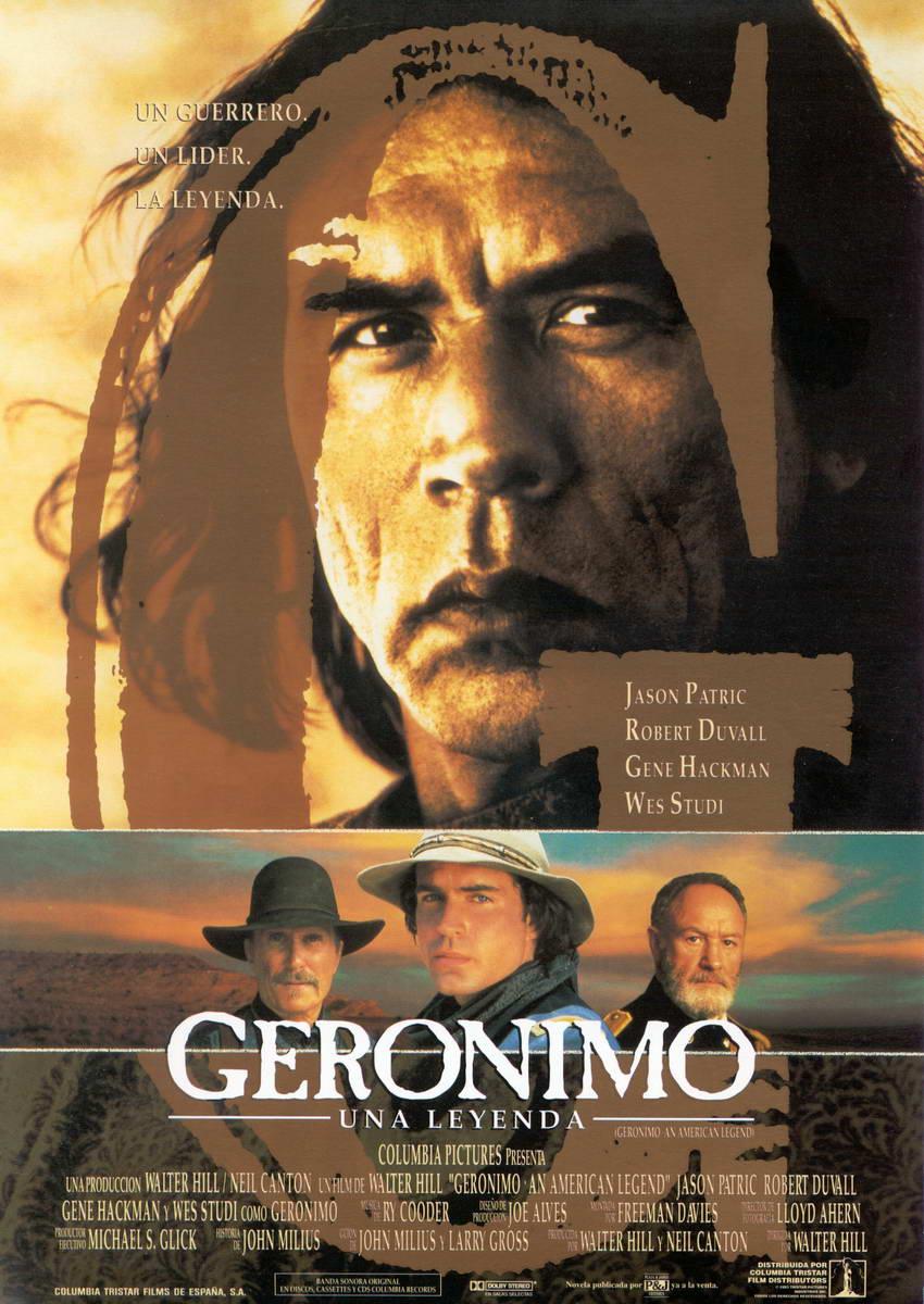 Джеронимо: Американская легенда - (Geronimo: An American Legend)