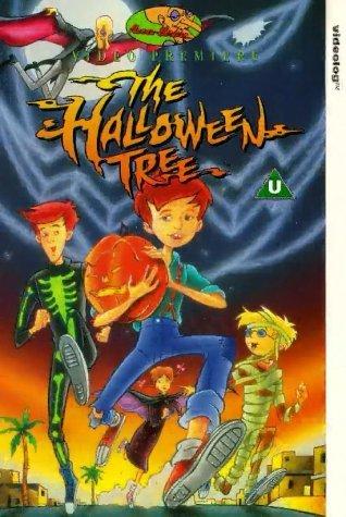 Канун всех святых - (The Halloween Tree)