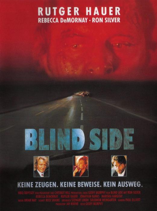 Вслепую - (Blind Side)