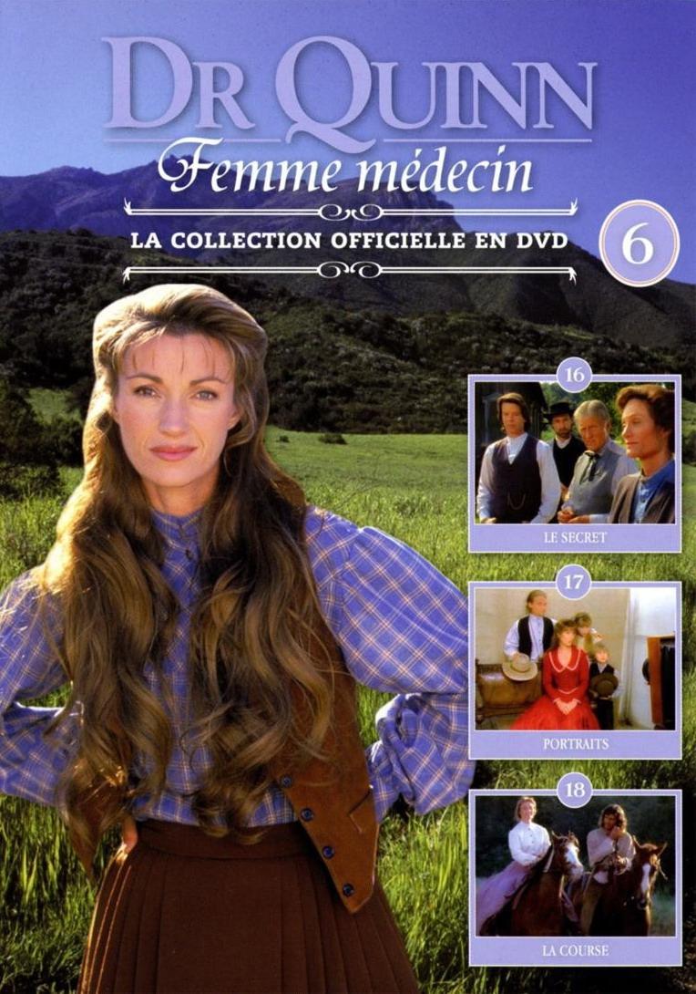 Доктор Куин: Женщина-врач - (Dr. Quinn, Medicine Woman)