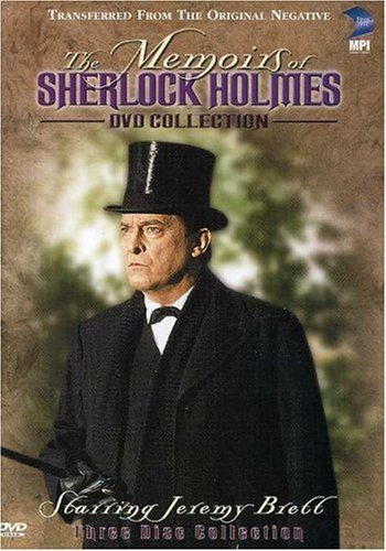 Записки о Шерлоке Холмсе. Золотое пенсне - (The Casebook of Sherlock Holmes. The golden pince-nez)