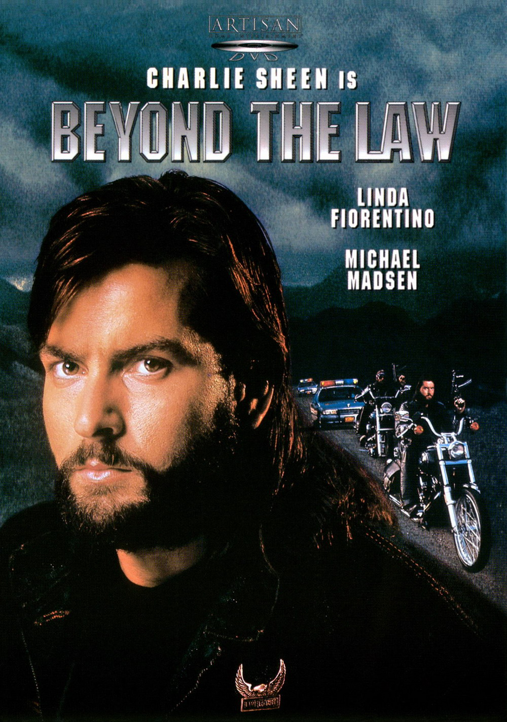 �� ��������� ������ - (Beyond the Law)