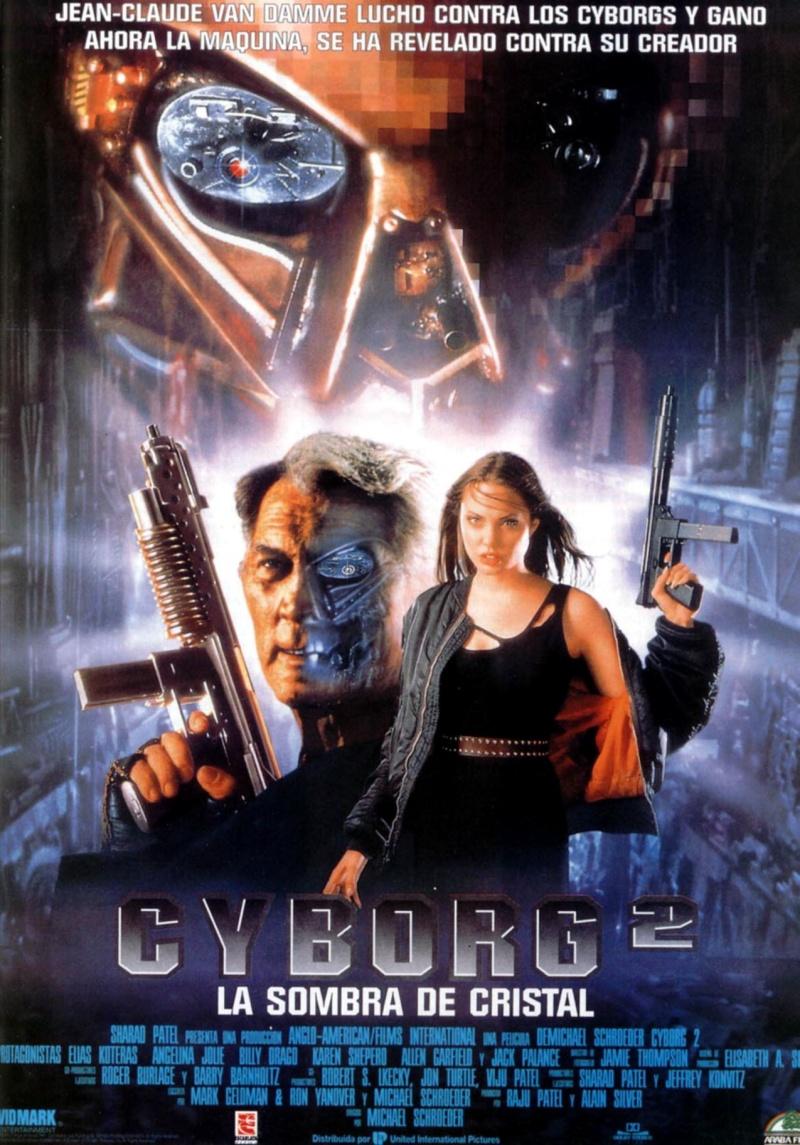 Киборг 2: Стеклянная тень - (Cyborg 2)