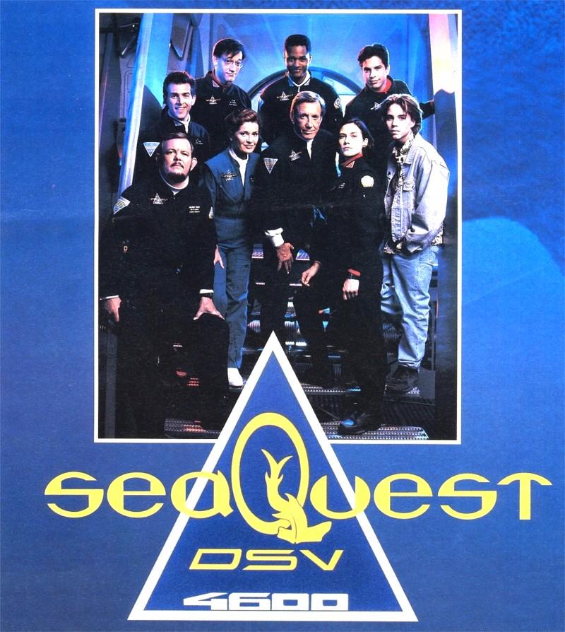 Подводная Одиссея - (SeaQuest DSV)