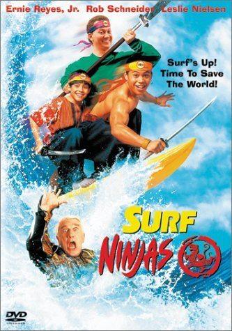 Ниндзя серферы - (Surf Ninjas)