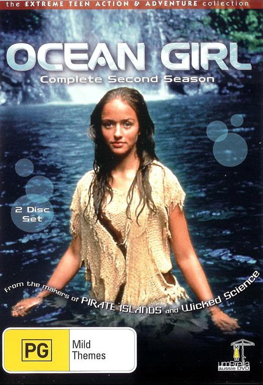 Девочка из океана - (Ocean Girl)