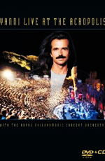 Yanni Hrisomallis: Live at the Acropolis