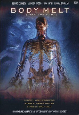 Расплавленное тело - (Body Melt)