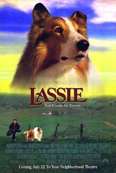 Лэсси - (Lassie)