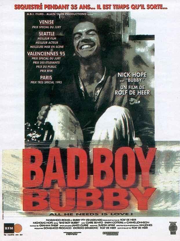 Непослушный Бабби - (Bad Boy Bubby)