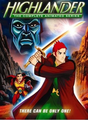 Горец - (Highlander: The Animated Series)