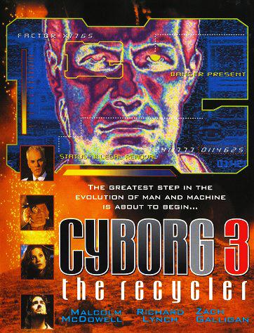 Киборг 3: Переработчик - (Cyborg 3: The Recycler)