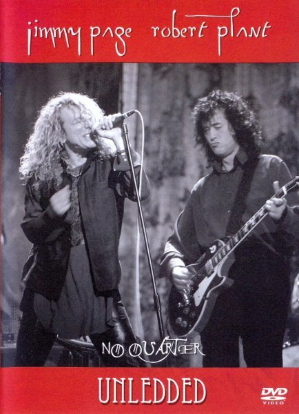 Jimmy Page & Robert Plant - No Quarter - Unledded