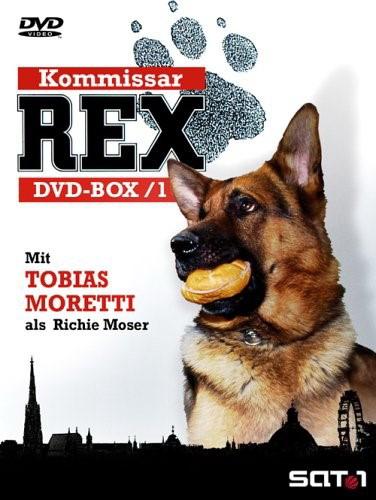 Комиссар Рекс - (Kommissar Rex)