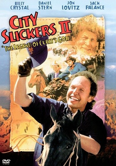 Городские пижоны 2. Легенда о золоте Керли - (City Slickers II: The Legend Of Curly)