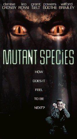 Бионозавр - (Mutant Species)