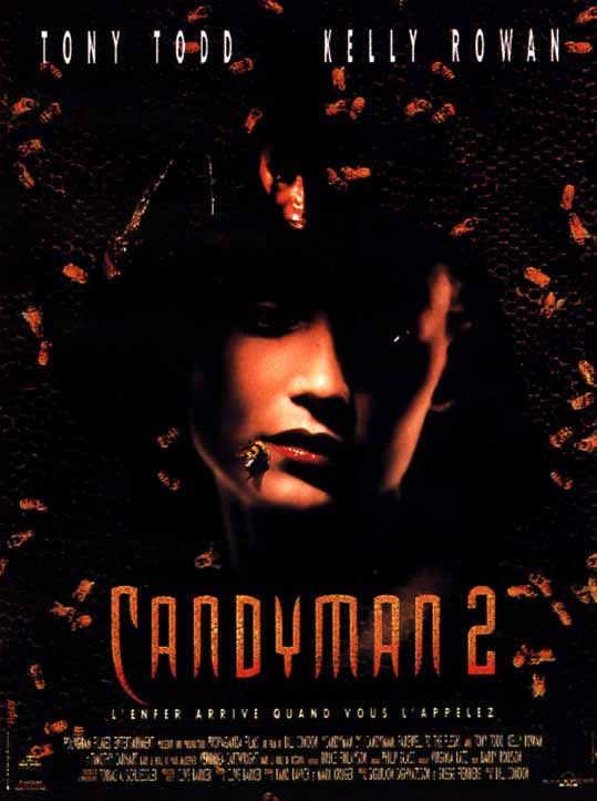 Кэндимэн 2: Прощание с плотью - (Candyman II: Farewell to the Flesh)