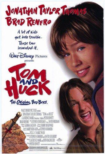 Приключения Тома Сойера - (Tom and Huck)