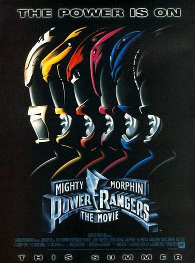 Могучие Морфы: Рейнджеры силы (Могучие рейнджеры) - (Mighty Morphin Power Rangers The Movie)