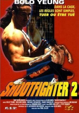 Сильнейший удар 2 - (Shootfighter II)