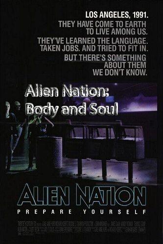 Нация пришельцев: Душа и тело - (Alien Nation: Body and Soul)