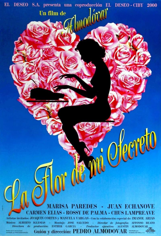 Цветок моей тайны - (La flor de mi secreto)